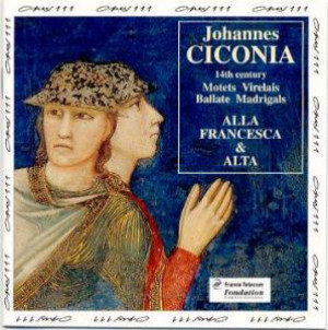 Johannes Ciconia. O, Padua sidus preclarum