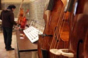 Exposición de instrumentos antiguos