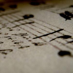 """Partituras Música Antigua: Letra """"A"""""""