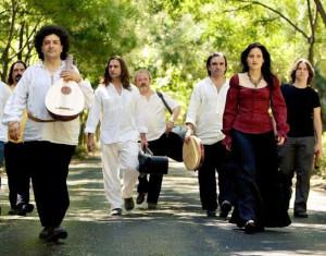 Artefactum, música medieval en los jardines de Aranjuez
