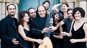 Mes de la música antigua en Sevilla