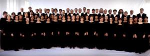 Música coral en el Calderón