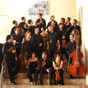 La Orquesta Barroca de Sevilla viaja por los universos de Vivaldi, Scarlatti y Haendel