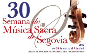 XXX Semana de Música Sacra de Segovia