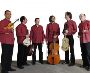 GRUPO CINCO SIGLOS, próximos conciertos