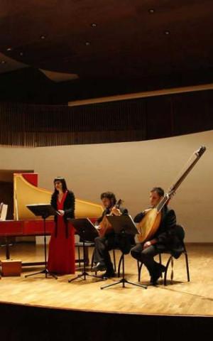 «Forma Antiqva» abre el ciclo de música clásica del Niemeyer
