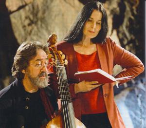 Montserrat Figueras, la música nunca desaparece