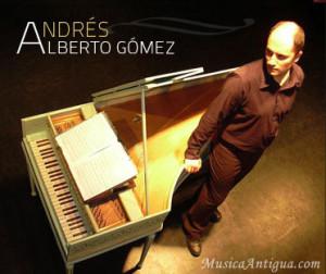 Las Variaciones Goldberg al clave de Andrés Alberto Gómez