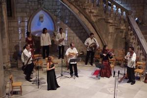 De Música Antigua en la Universidad de las Artes