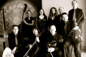 Concierto de La Galanía en sala de Cámara del Auditorio Nacional