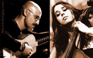 Isabel Gómez-Serranillos & Aníbal Soriano