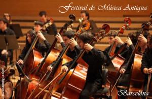 Se anula el festival de Música Antigua de Barcelona