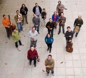 La Dispersione hoy en el Festival de música Renacentista y Barroca de Vélez Blanco