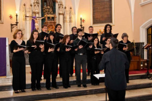 Coro de Cámara Contrapunctum: cinco años de música renancentista