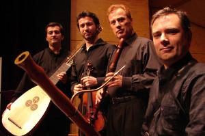 El conjunto de Música Antigua Les Carillons se presenta en MAC Parque Forestal