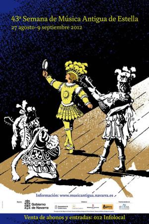 Abono para la Semana de Música Antigua de Estella