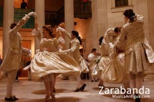 Audio de Música antigua – Sarabande