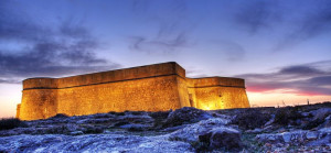 La música antigua y tradicional de Aquitania armonizará el mágico paraje del Castillo de Guardias Viejas