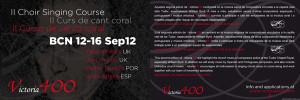 1 agosto último día para beneficiarse del descuento en el curso Victoria400