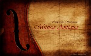Concierto benéfico de Música Antigua para ayudar a familias necesitadas