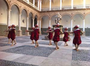La U.C.V. publica una entrevista a Rodrigo Madrid sobre la recuperación de las Danzas del Corpus