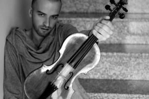 El violinista Joan Plana ofrece un concierto de violín barroco