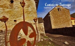 La iglesia San Martín de Hecho se suma como escenario al Festival en Camino