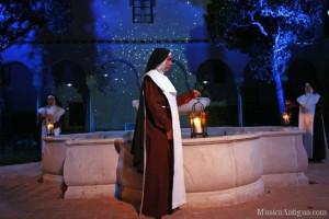 Un convento sevillano para la música antigua