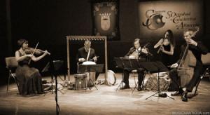 Estampida Real ofrece un concierto de música renacentista italiana en el ciclo Juliol al Monestir