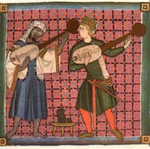 De los instrumentos de los juglares