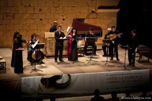 Barroco y Renacimiento italiano e inglés en el festival de Peñíscola