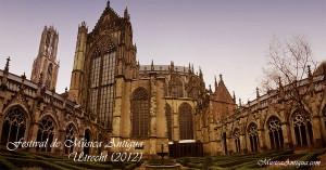 El Festival de Música Antigua de Utrecht