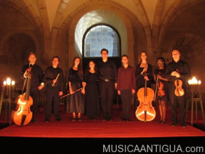 Ludovice Ensemble lleva hoy a Peñíscola a un viaje por la música del siglo XVIII