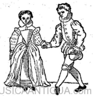 La danza en el Renacimiento español