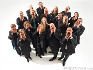 Música vocal y coral en Gran auditorio