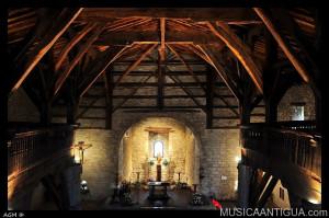 El quinteto Pablo Sorozabal lleva su música de viento a la ermita de La Antigua