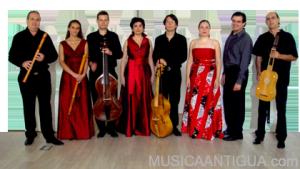 El grupo La Folía abre el Festival de música antigua de Cáceres
