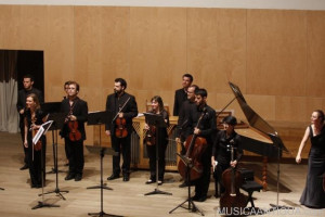 Concierto de inauguración del curso de la Orquesta Barroca de la Universidad