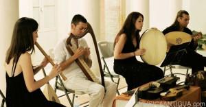Aquitania pone música medieval al VII ciclo 'Música en Palacios y Conventos de Sevilla'
