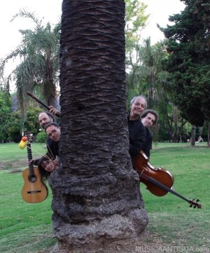 Ensamble Seraphim en el Ciclo de Música Antigua del Centro Cultural Ricardo Rojas