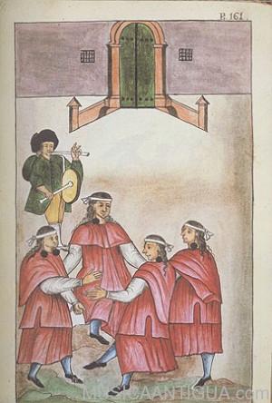 CÓDICE TRUJILLO DEL PERÚ o MARTÍNEZ COMPAÑÓN (S. XVIII)