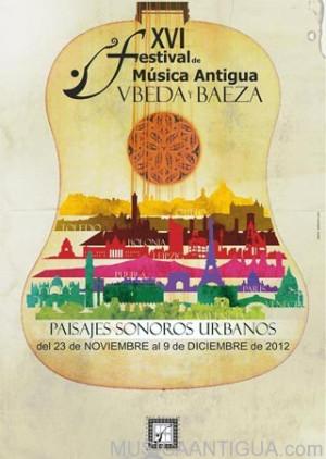 Ha comenzado el XVI Festival de Música Antigua de Úbeda y Baeza