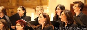 Música del renacimiento y del barroco español en la catedral Santa María Magdalena