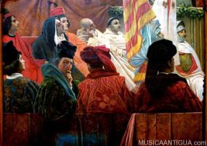 Música para la Coronación de los Reyes de Aragón