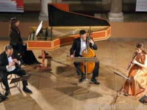 La Folía recorre en León cinco siglos de música europea