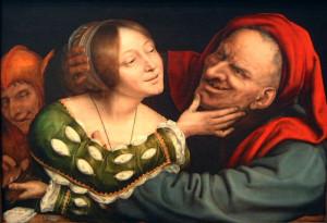 LA BELLA MALMARIDADA (1ª PARTE): Glosas sobre la canción de malcasada en el S. XVI