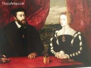 """DOS CONCIERTOS IMPECABLES: """"La Música en tiempos de Carlos V"""""""