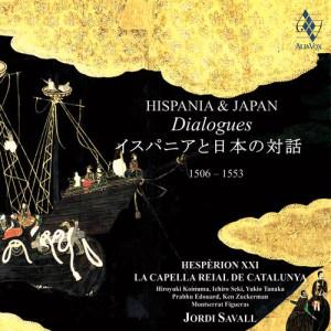 Hispania & Japan. Dialogues
