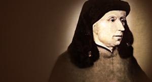 Johannes Ockeghem, uno de los más influyentes y respetados músicos de su época