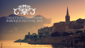 Ya está aquí: Valletta Baroque Festival 2013
